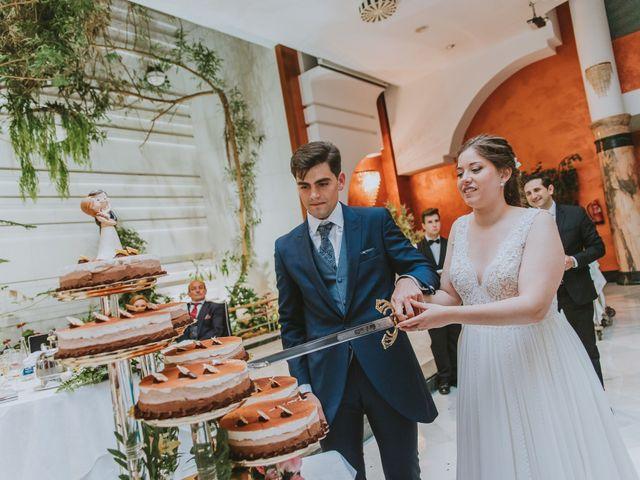 La boda de Adrian y Noelia en Almansa, Albacete 45