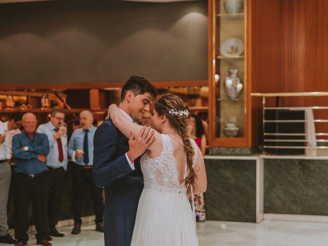 La boda de Adrian y Noelia en Almansa, Albacete 46