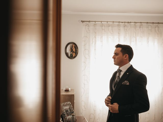 La boda de Javier y Leticia en Benissa, Alicante 11