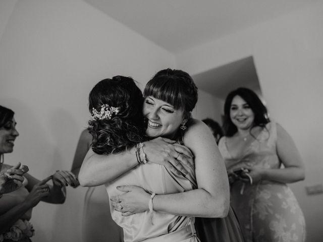 La boda de Javier y Leticia en Benissa, Alicante 28