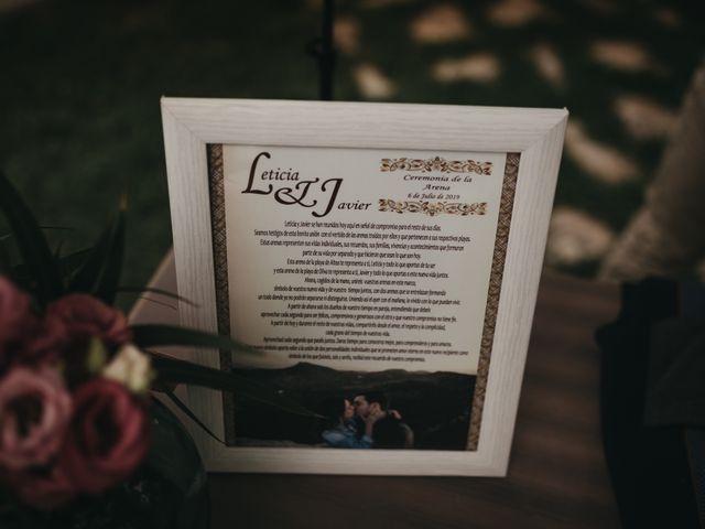 La boda de Javier y Leticia en Benissa, Alicante 33