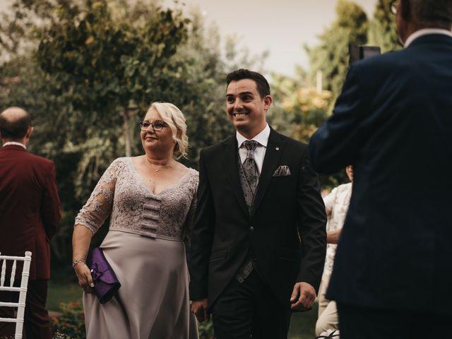 La boda de Javier y Leticia en Benissa, Alicante 37
