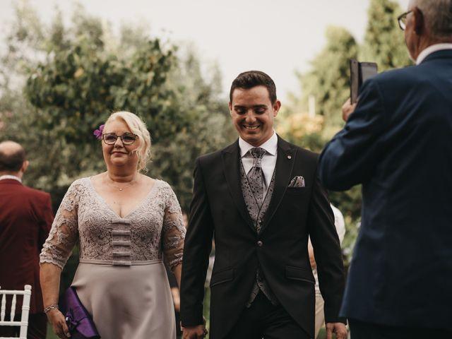 La boda de Javier y Leticia en Benissa, Alicante 38