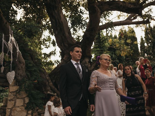 La boda de Javier y Leticia en Benissa, Alicante 39