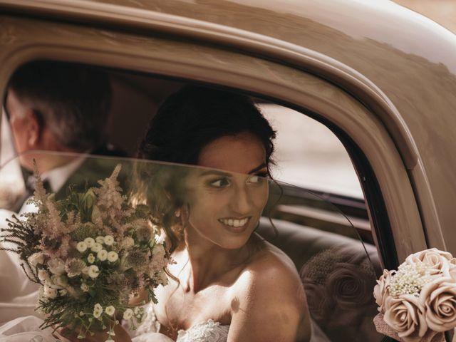 La boda de Javier y Leticia en Benissa, Alicante 40