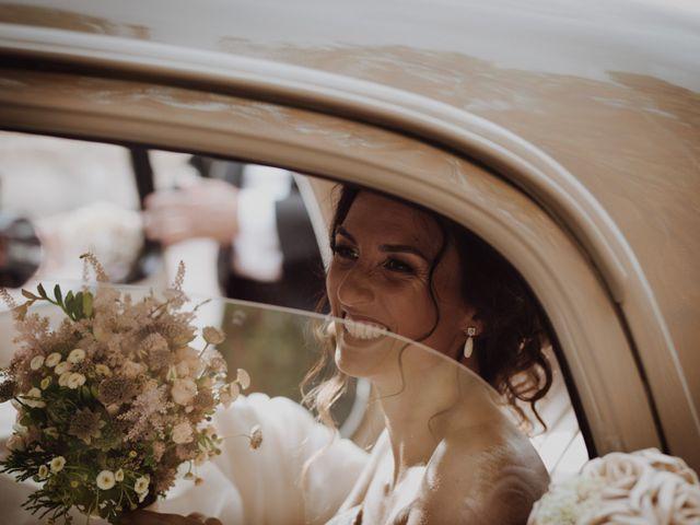 La boda de Javier y Leticia en Benissa, Alicante 41