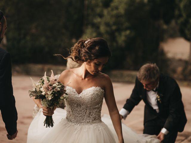 La boda de Javier y Leticia en Benissa, Alicante 42