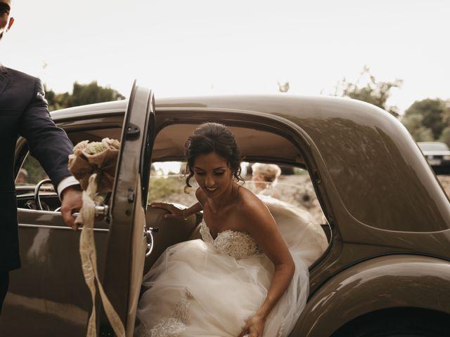 La boda de Javier y Leticia en Benissa, Alicante 43
