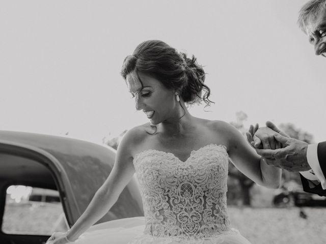 La boda de Javier y Leticia en Benissa, Alicante 44
