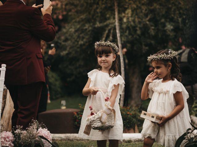 La boda de Javier y Leticia en Benissa, Alicante 46