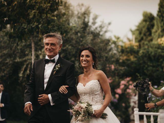 La boda de Javier y Leticia en Benissa, Alicante 48
