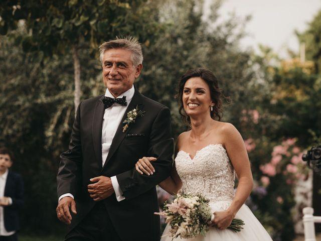 La boda de Javier y Leticia en Benissa, Alicante 49