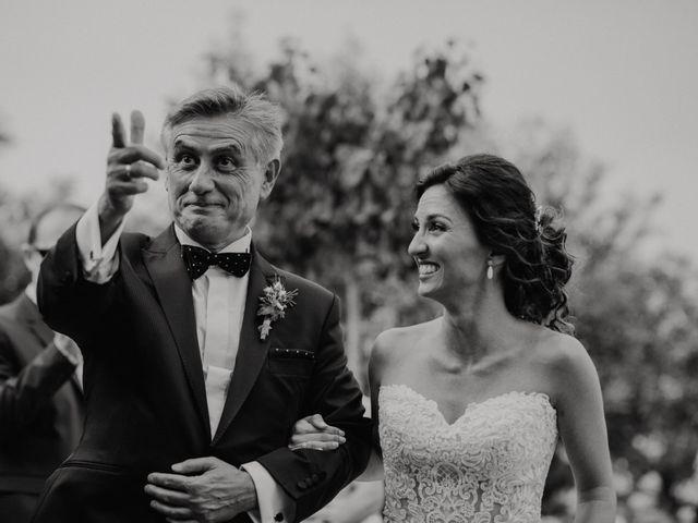 La boda de Javier y Leticia en Benissa, Alicante 50