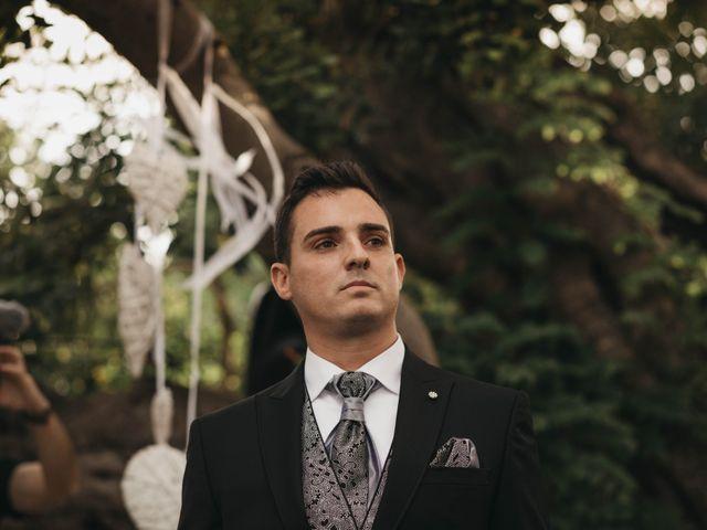 La boda de Javier y Leticia en Benissa, Alicante 51
