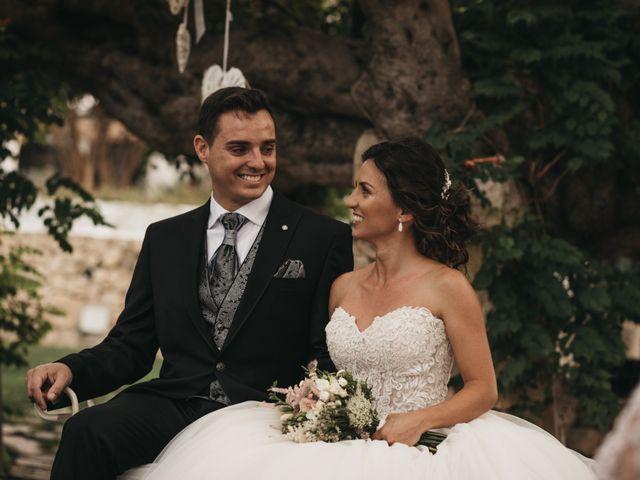 La boda de Javier y Leticia en Benissa, Alicante 53