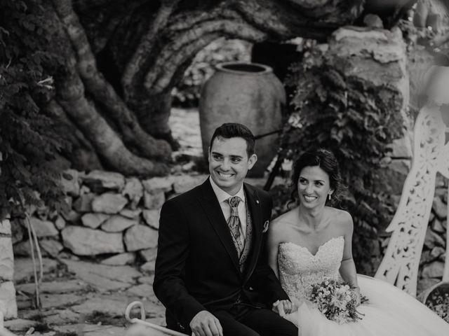 La boda de Javier y Leticia en Benissa, Alicante 54