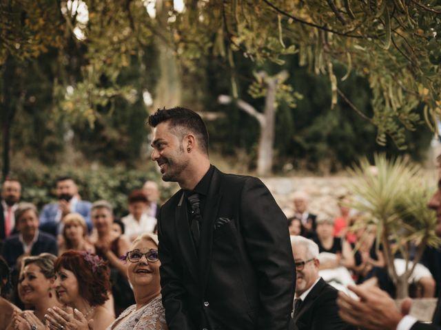 La boda de Javier y Leticia en Benissa, Alicante 55