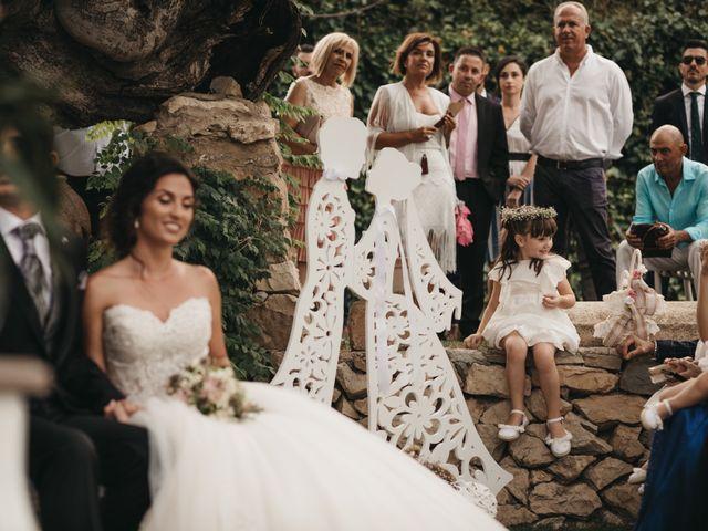 La boda de Javier y Leticia en Benissa, Alicante 56