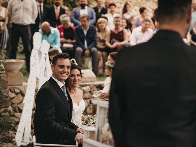 La boda de Javier y Leticia en Benissa, Alicante 57