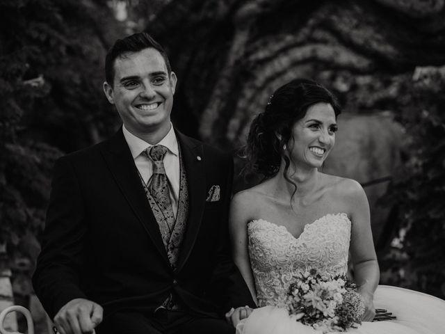 La boda de Javier y Leticia en Benissa, Alicante 58