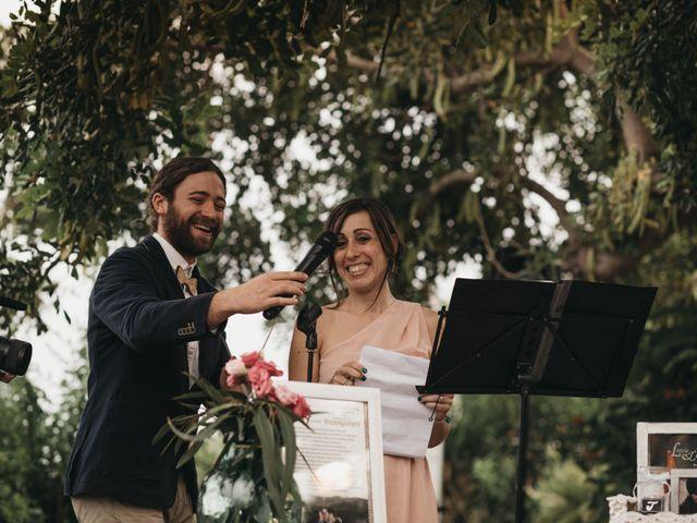 La boda de Javier y Leticia en Benissa, Alicante 59