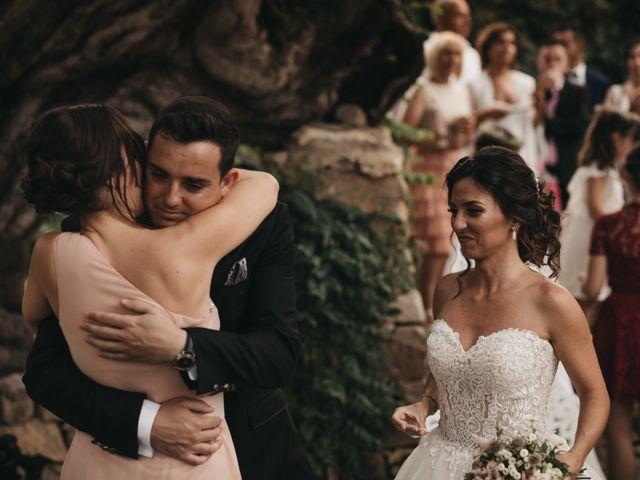 La boda de Javier y Leticia en Benissa, Alicante 60