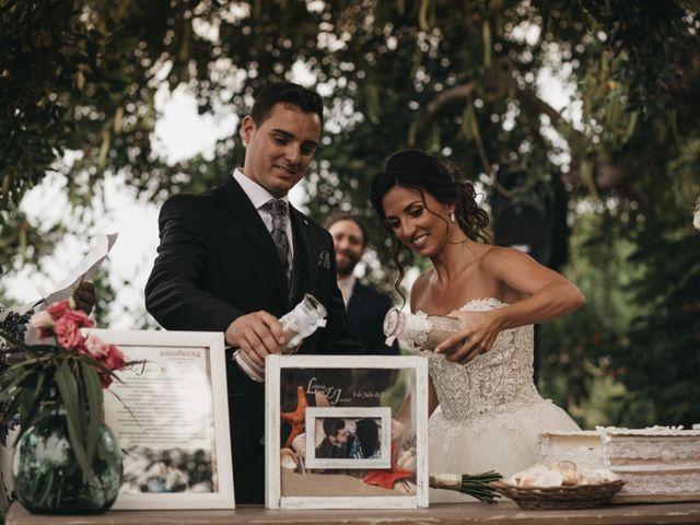 La boda de Javier y Leticia en Benissa, Alicante 62