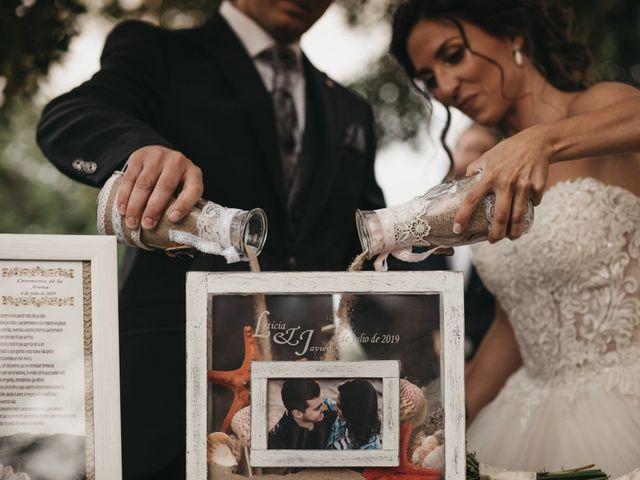 La boda de Javier y Leticia en Benissa, Alicante 63