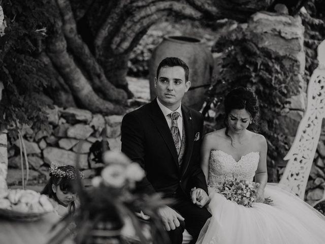 La boda de Javier y Leticia en Benissa, Alicante 66