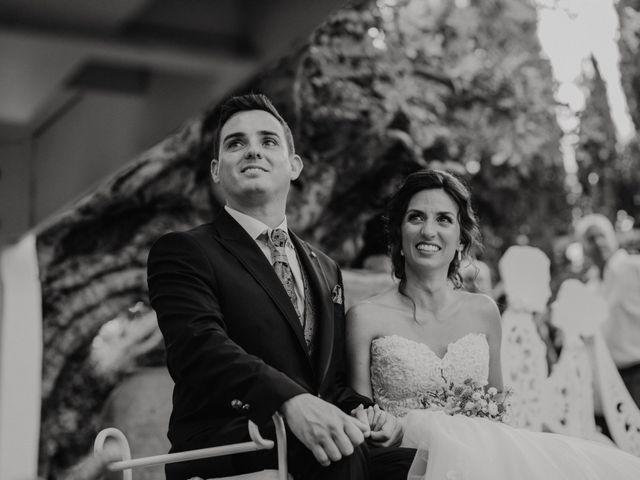 La boda de Javier y Leticia en Benissa, Alicante 67