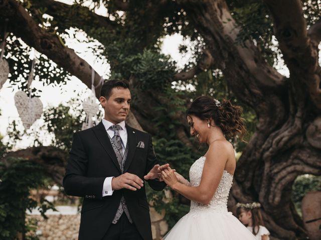 La boda de Javier y Leticia en Benissa, Alicante 68