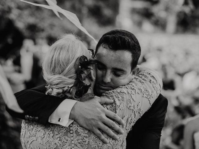 La boda de Javier y Leticia en Benissa, Alicante 71