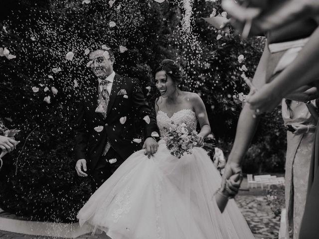 La boda de Javier y Leticia en Benissa, Alicante 72