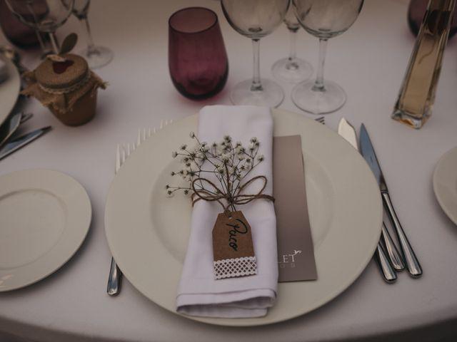 La boda de Javier y Leticia en Benissa, Alicante 73