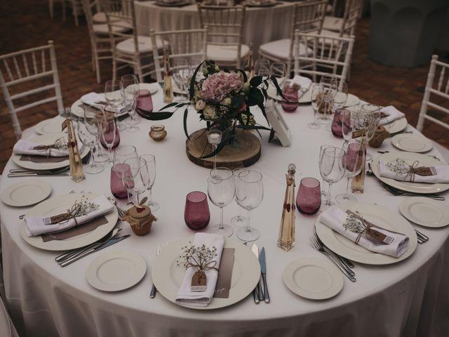 La boda de Javier y Leticia en Benissa, Alicante 74