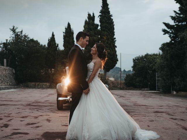 La boda de Javier y Leticia en Benissa, Alicante 78