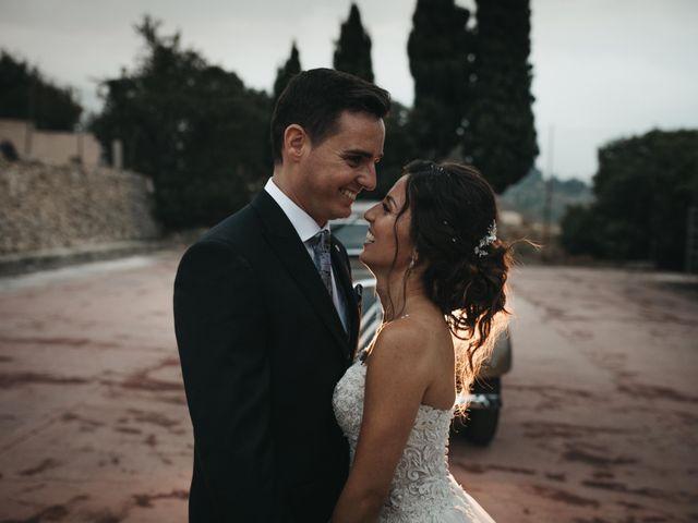 La boda de Javier y Leticia en Benissa, Alicante 79