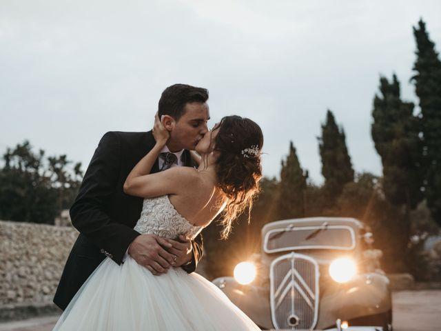 La boda de Javier y Leticia en Benissa, Alicante 80