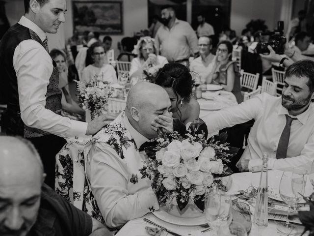 La boda de Javier y Leticia en Benissa, Alicante 84