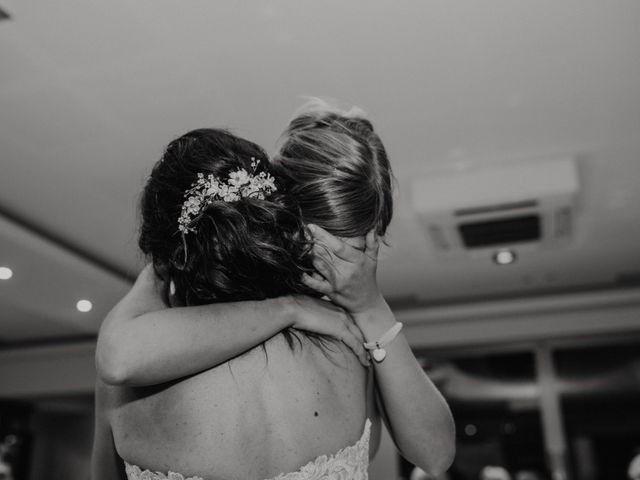 La boda de Javier y Leticia en Benissa, Alicante 85