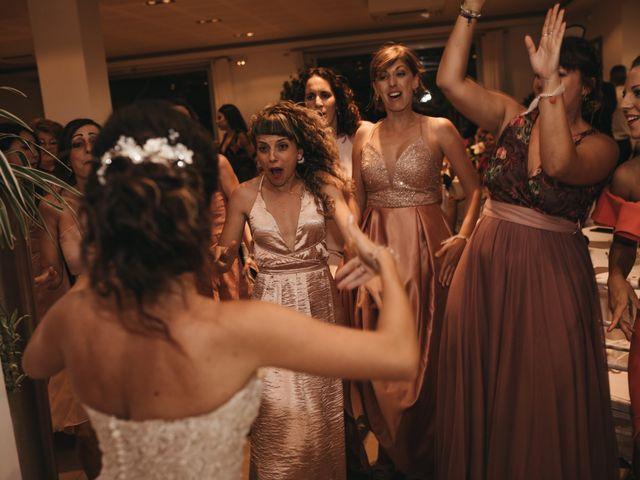 La boda de Javier y Leticia en Benissa, Alicante 86