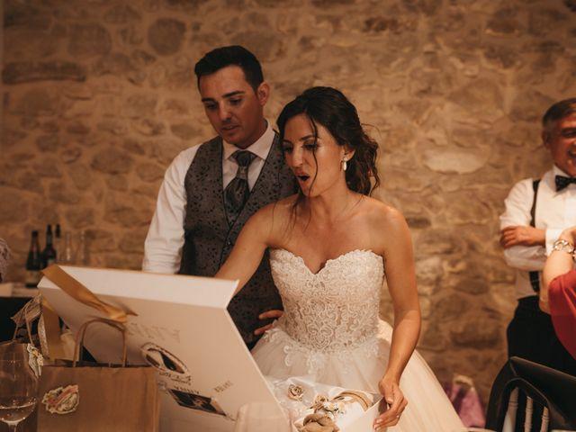 La boda de Javier y Leticia en Benissa, Alicante 87