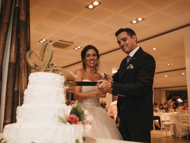 La boda de Javier y Leticia en Benissa, Alicante 89