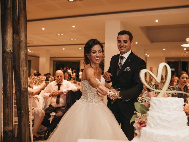 La boda de Javier y Leticia en Benissa, Alicante 90