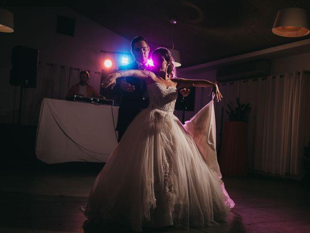 La boda de Javier y Leticia en Benissa, Alicante 92