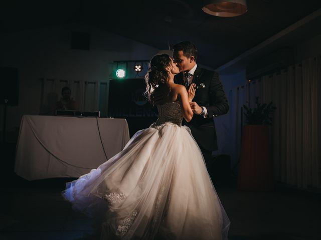 La boda de Javier y Leticia en Benissa, Alicante 93