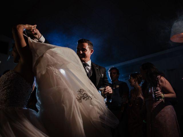 La boda de Javier y Leticia en Benissa, Alicante 96