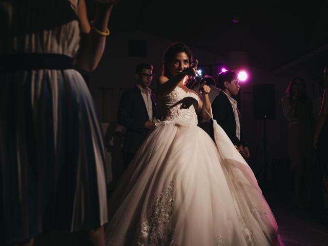 La boda de Javier y Leticia en Benissa, Alicante 97