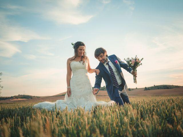 La boda de Miguel y Mariona en Aranda De Duero, Burgos 2