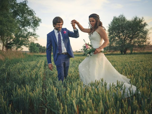 La boda de Miguel y Mariona en Aranda De Duero, Burgos 22